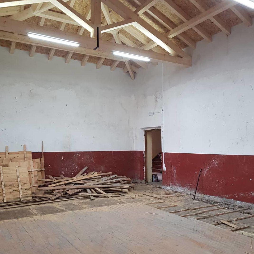 Trabajos en madera, tejados, porches, etc.: Catálogo de Reformas y Construcciones J.A. Ortiz