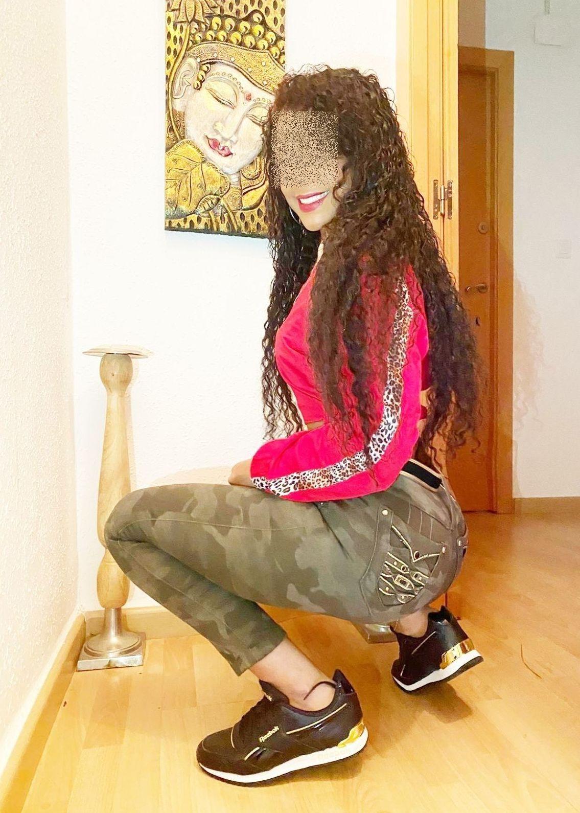 Latina guapa y super enrollada: Chicas de Scort Casablanca Valencia