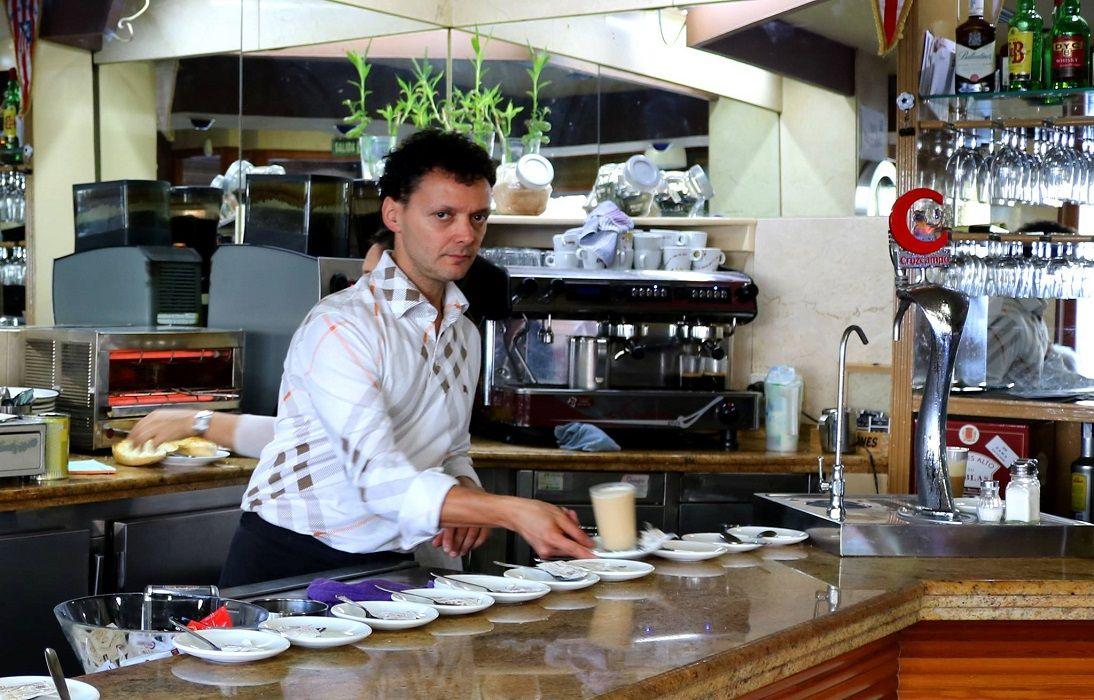Cafetería con un servicio excelente en Córdoba