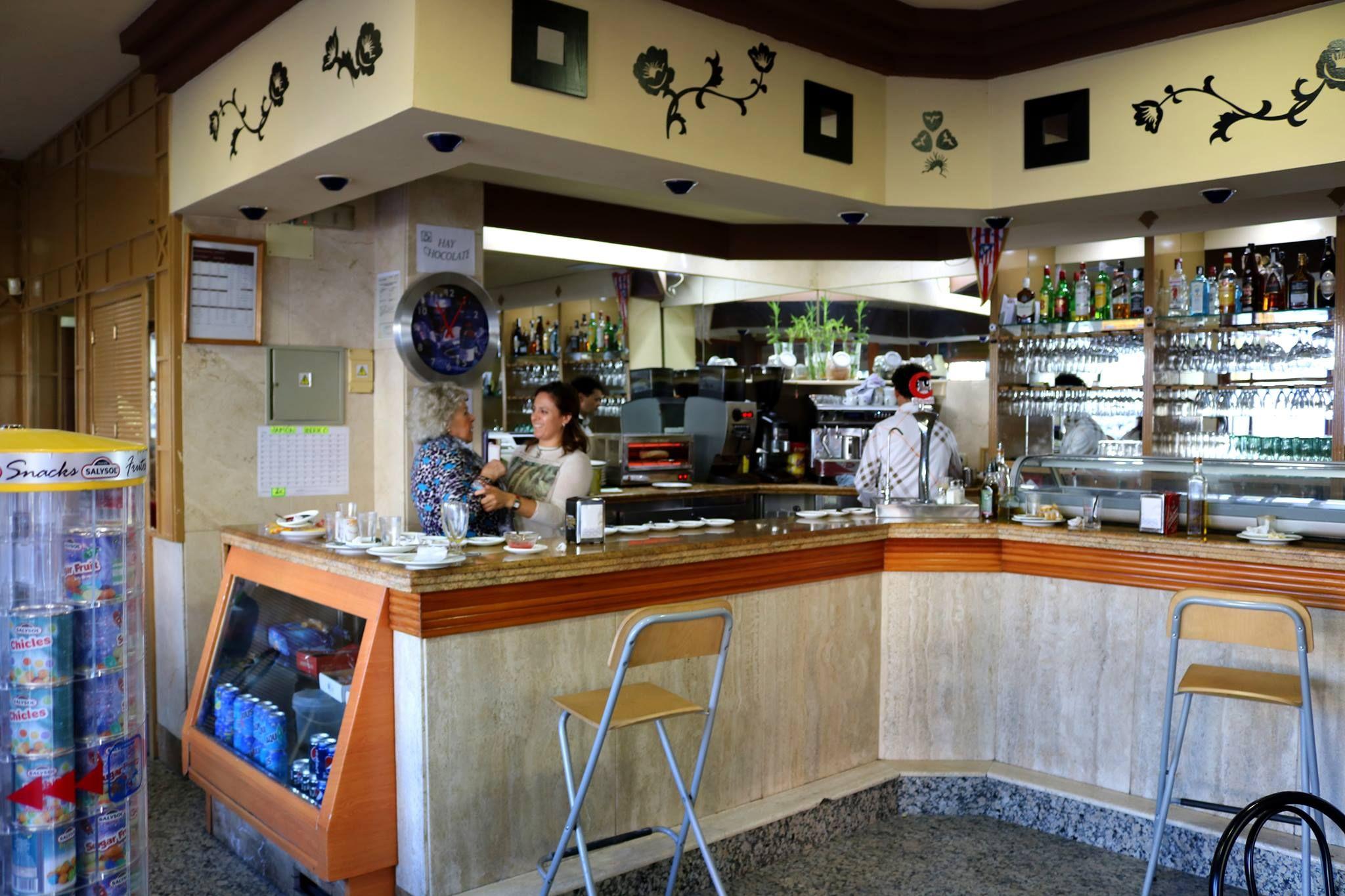 Cafetería en Córdoba