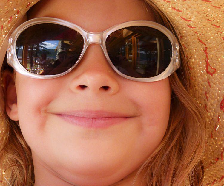 Venta de gafas de sol para niños en A Coruña