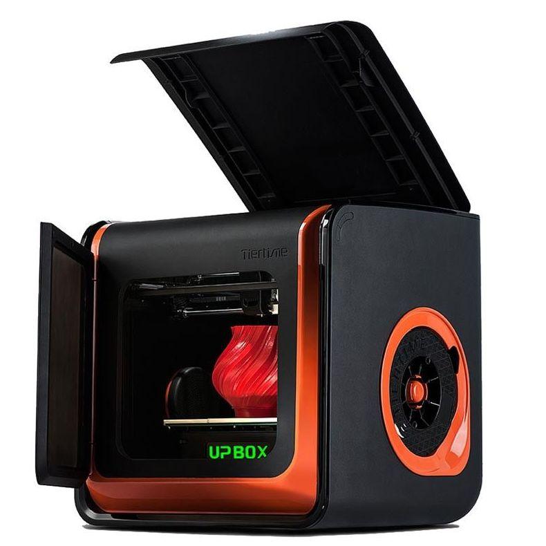 NOVEDAD!!! IMPRESORA 3D NUEVA UP BOX+: PRODUCTOS JUNIO de Abaser Reutilización Informática