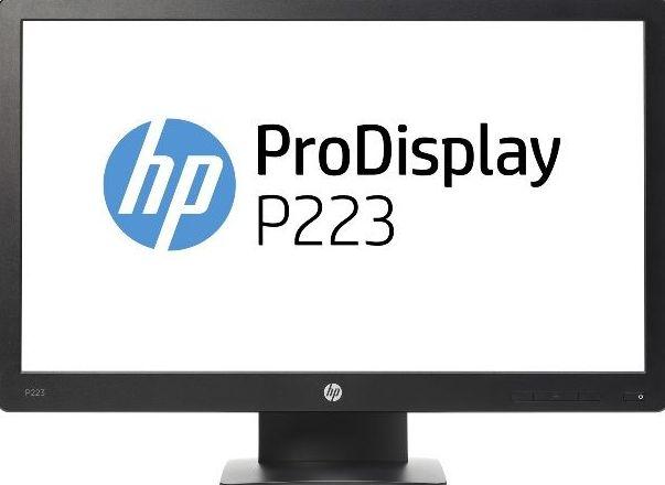 NUEVO!!! Hp ProDisplay P223 21.5'': PRODUCTOS JUNIO de Abaser Reutilización Informática