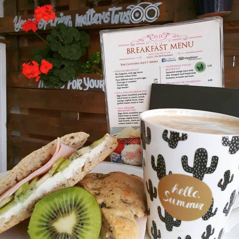 Foto 30 de Cafeterías en Teguise   Aquí & Ahora