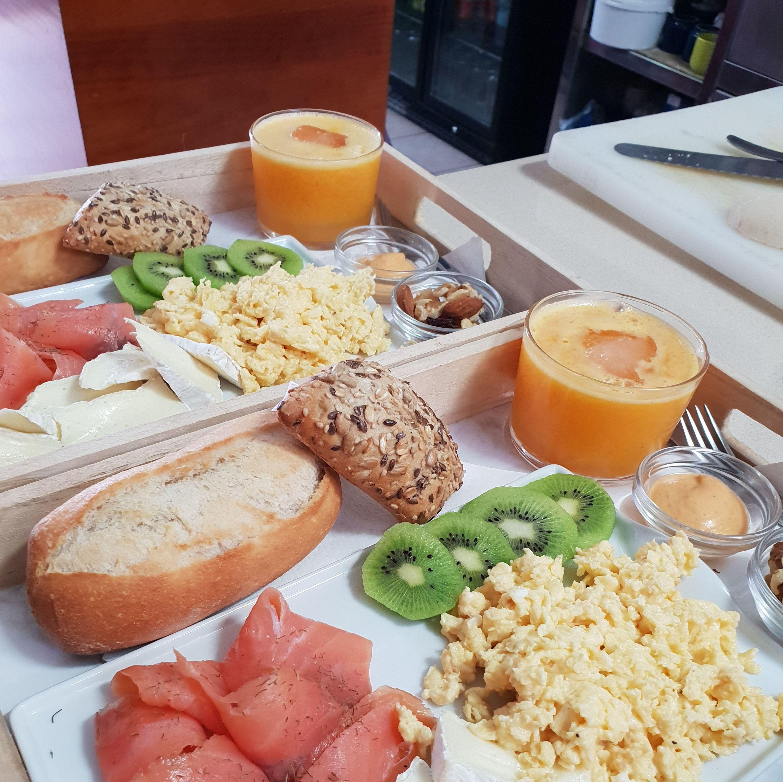 Gran variedad de Desayunos Saludables