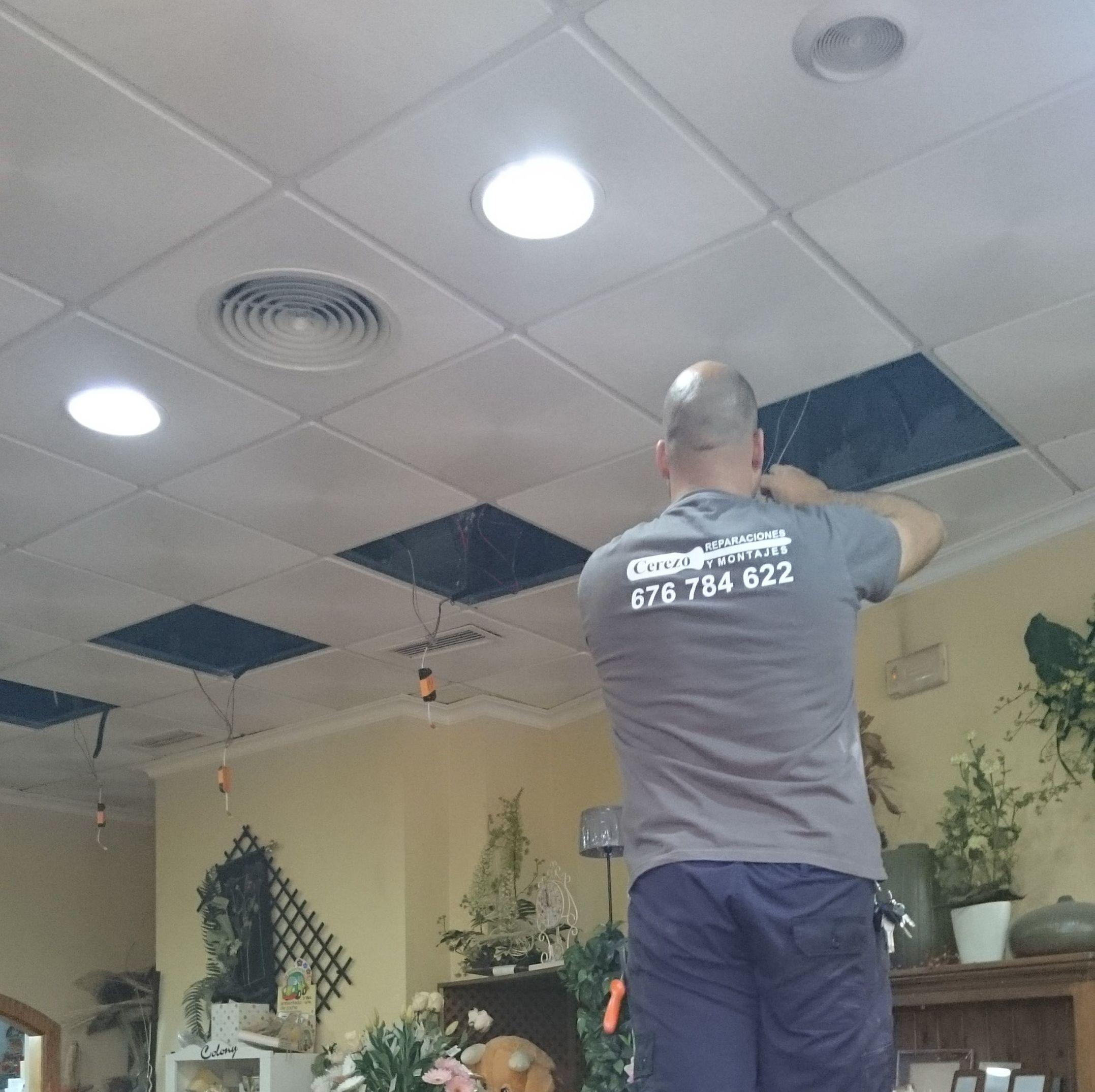 Foto 20 de Electricidad en Córdoba | Reparaciones y Montajes Cerezo