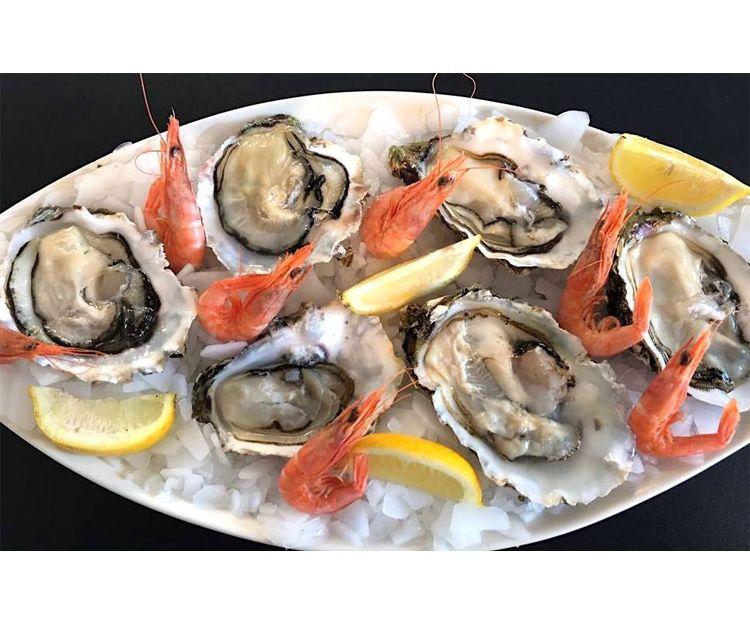Venta y degustación de pescado fresco