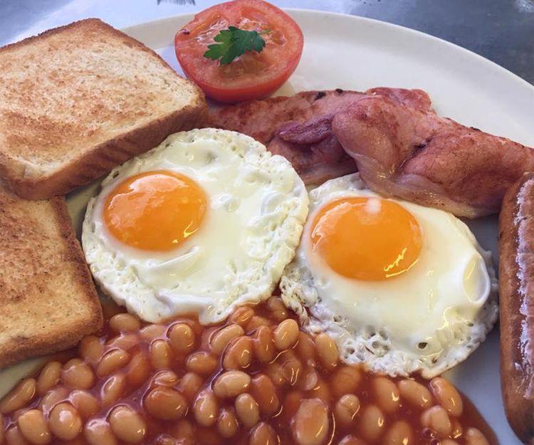 Disfruta del mejor desayuno inglés