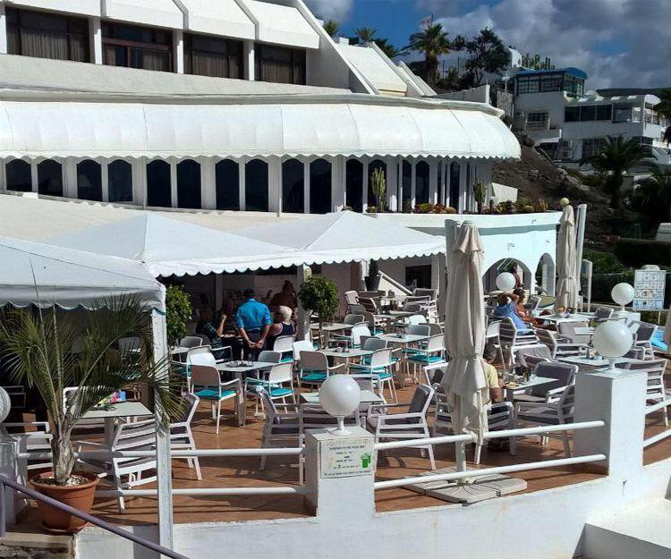 Disfruta nuestro chiringuito  en Puerto Rico, Mogán
