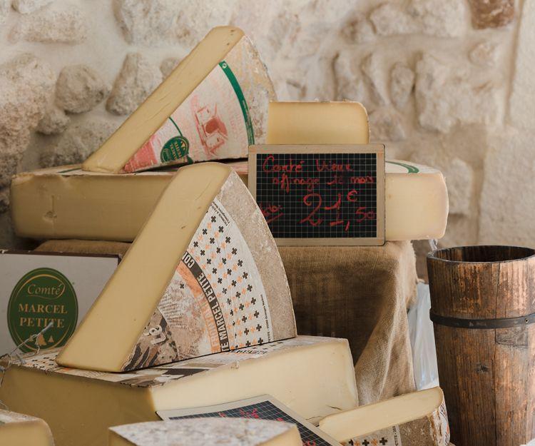 Distribuidores de queso en Toledo