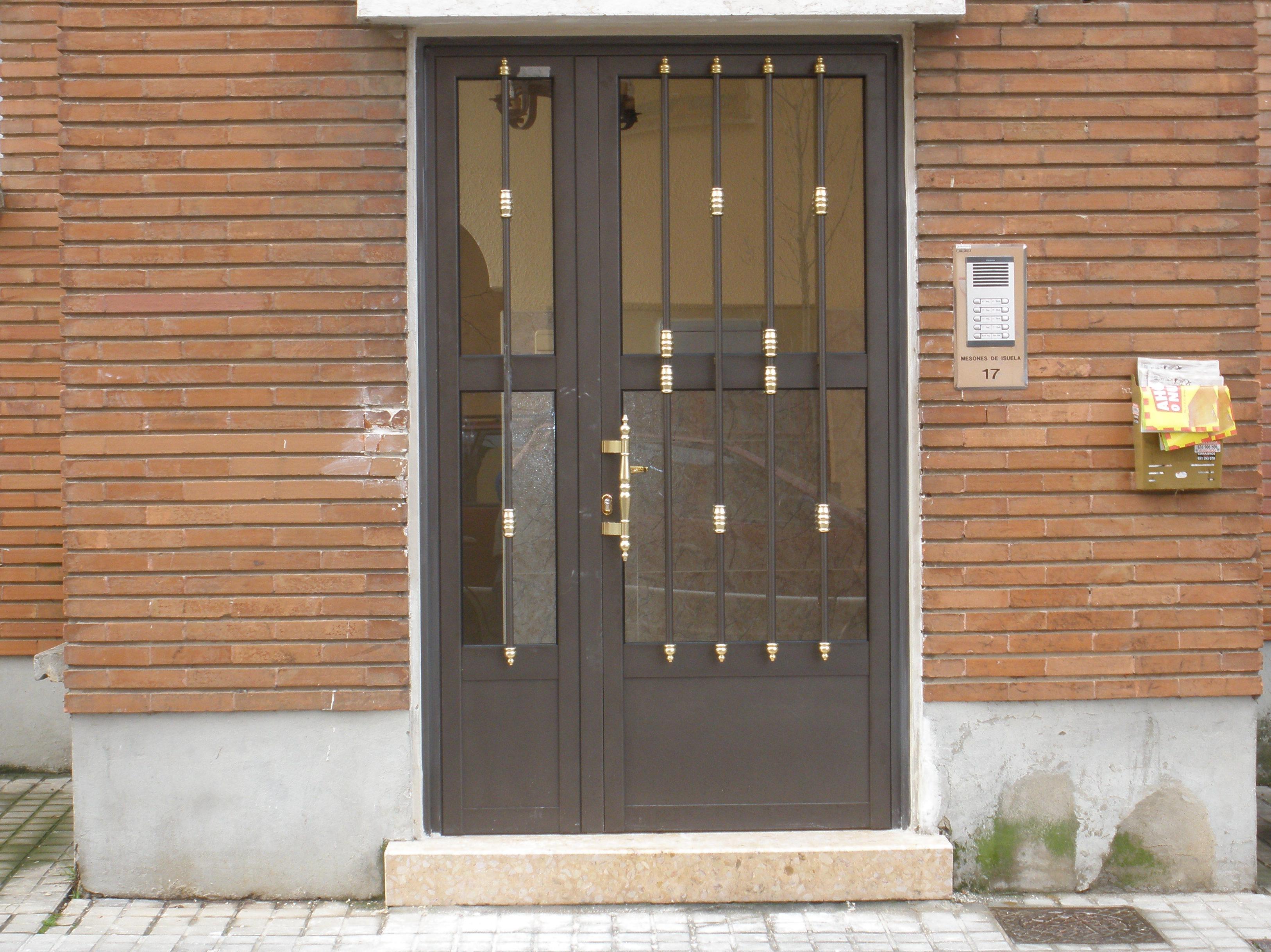 Aluminios Paules - Carpintería de aluminio, metálica y PVC - Zaragoza