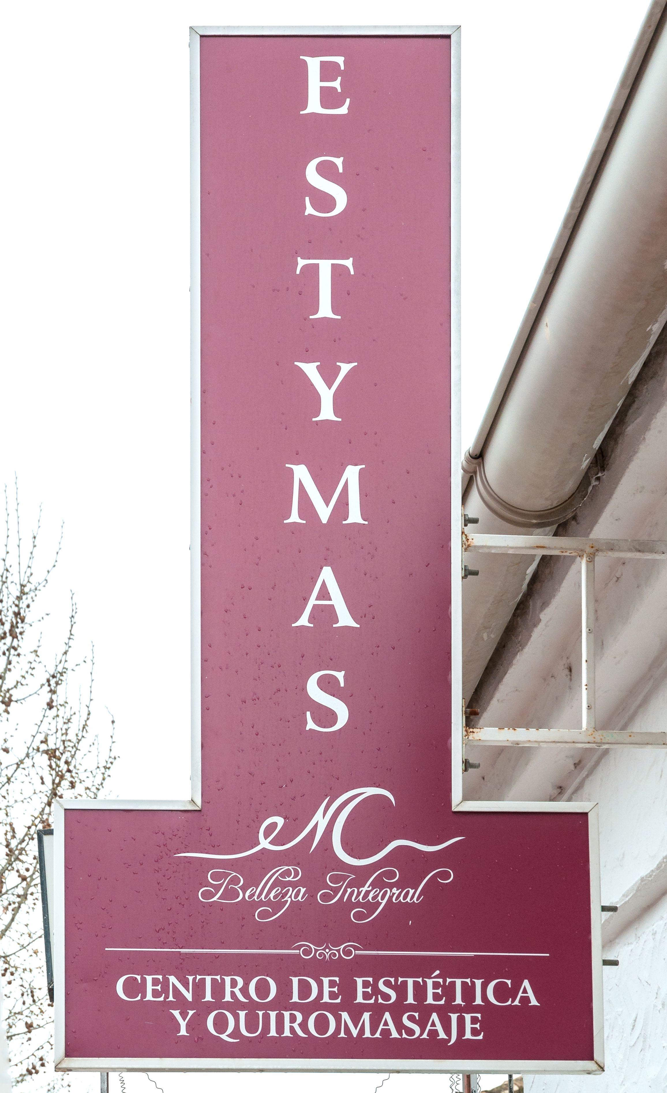 Foto 1 de Centros de estética en Dos Hermanas | Estymas
