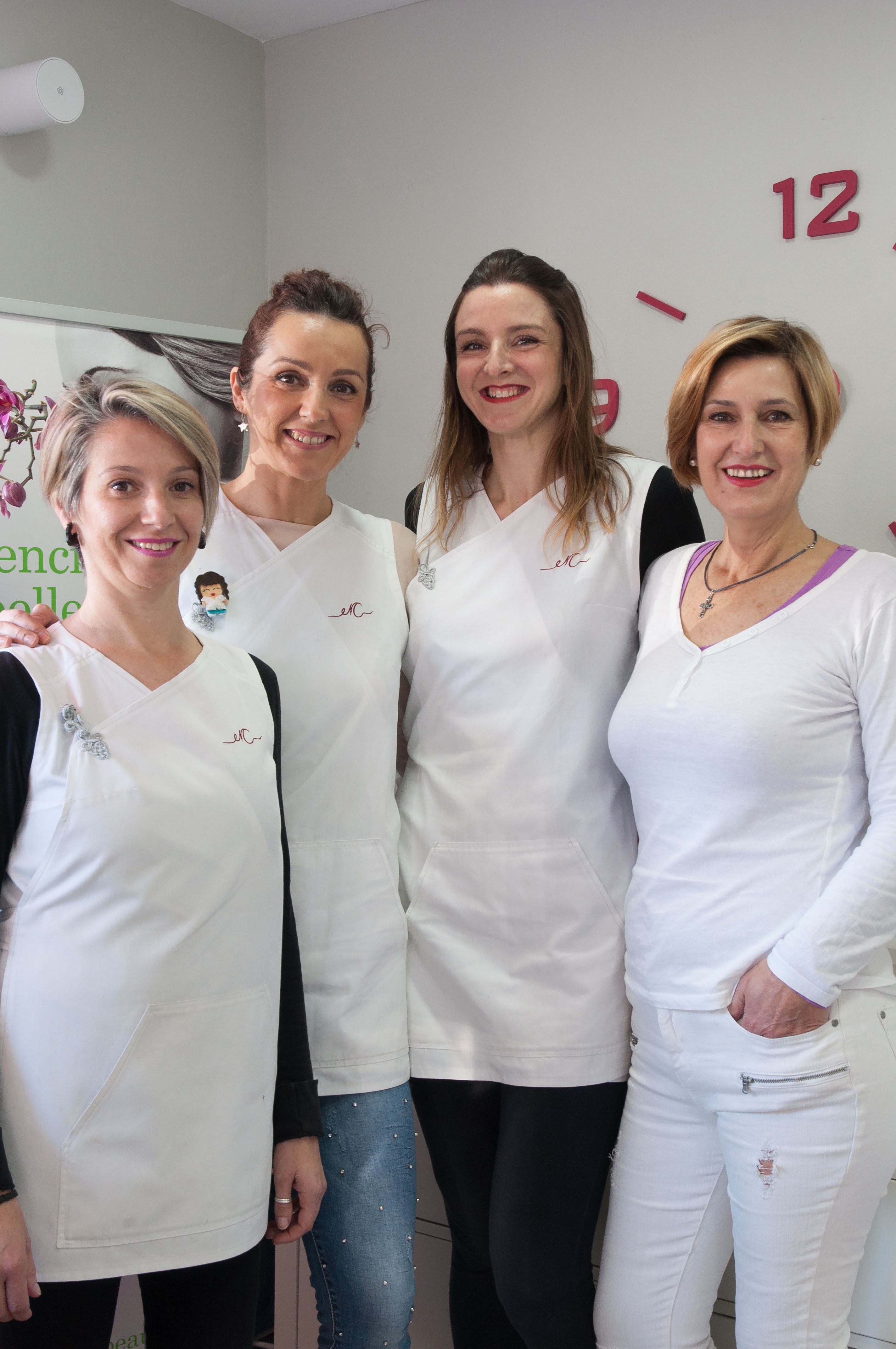Equipo de profesionales de nuestro centro Estymas en Dos Hermanas, Sevilla