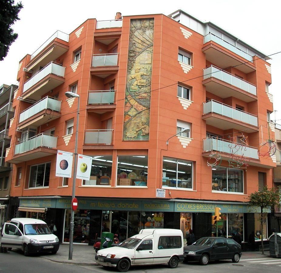 Rehabilitación de fachadas: Servicios de Fachadas Vallés