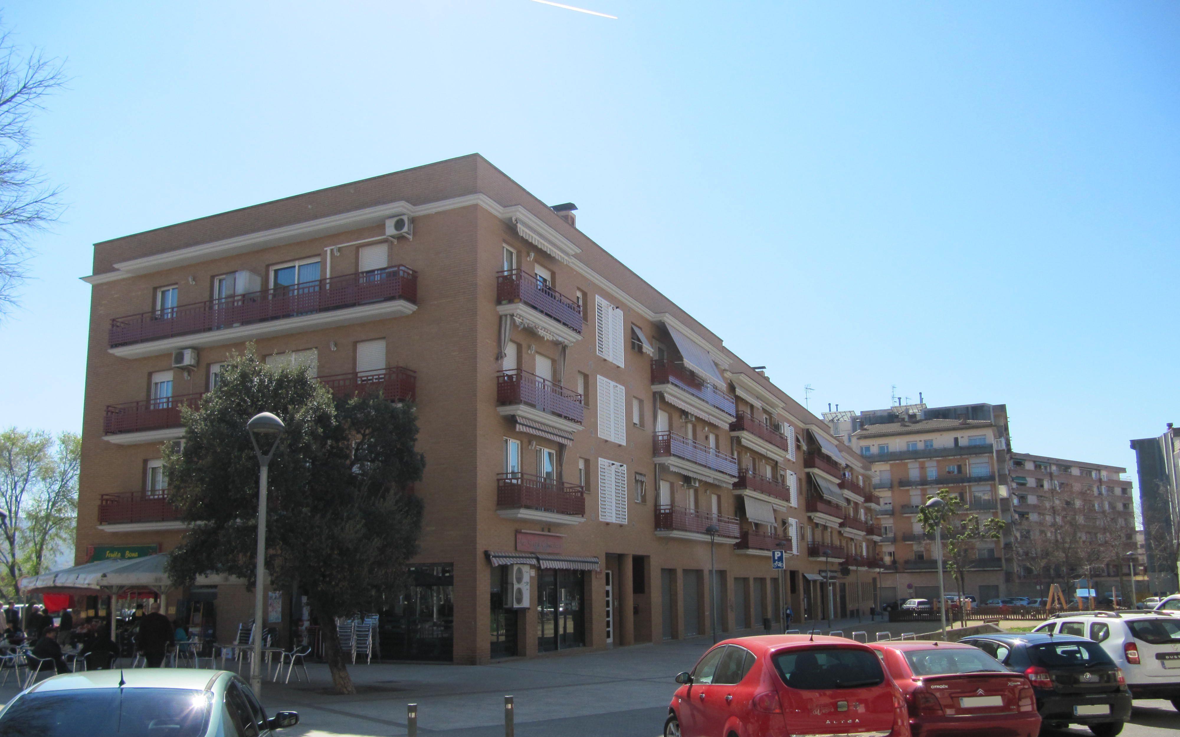 Rehabilitación de fachadas en Granollers