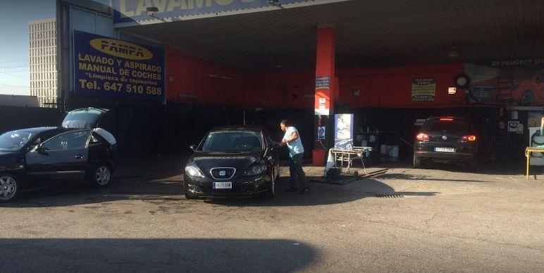 Foto 2 de Lavado y engrase en Alcorcón | Pampa Centro del Automóvil