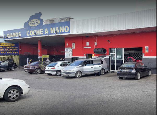 Foto 7 de Lavado y engrase en Alcorcón   Pampa Centro del Automóvil
