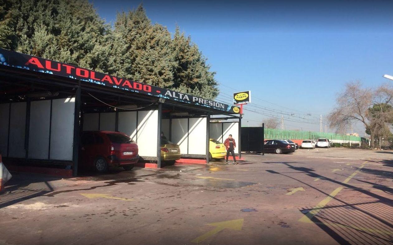 Autolavado en Alcorcón: Servicios de Pampa Centro del Automóvil