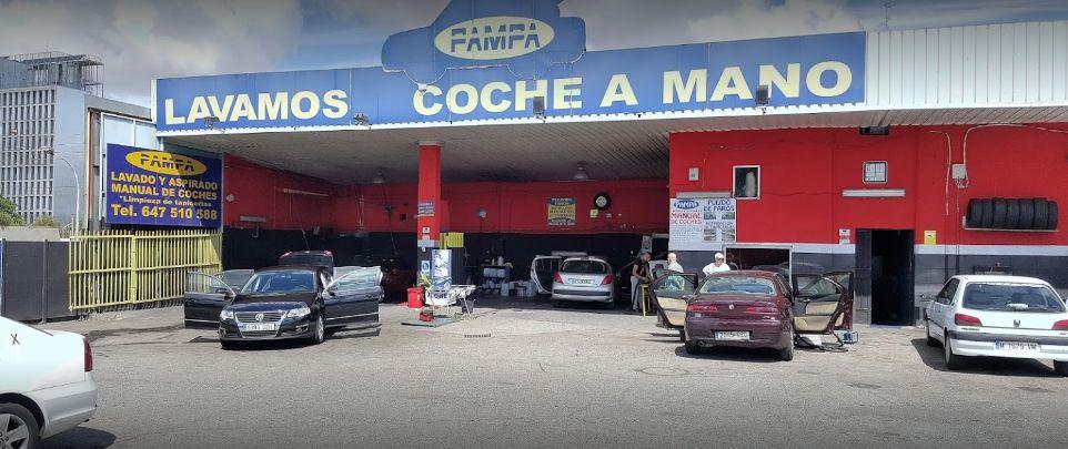 Foto 1 de Lavado y engrase en Alcorcón | Pampa Centro del Automóvil