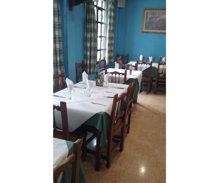 Restaurante familiar en Utebo