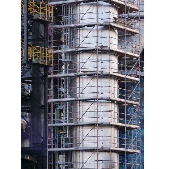 Alquiler andamios torre aluminio: Alquiler de andamios de Andamios Omega 2005