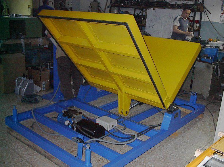 Ingrávidos: Productos de Maquinaria Industrial Rou S.L.