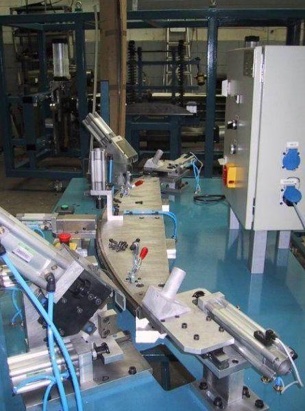 Equipos de inspección y control: Productos de Maquinaria Industrial Rou S.L.