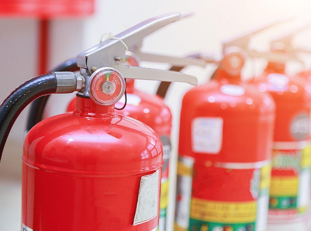 Venta, instalación y mantenimiento de extintores en Guipúzcoa