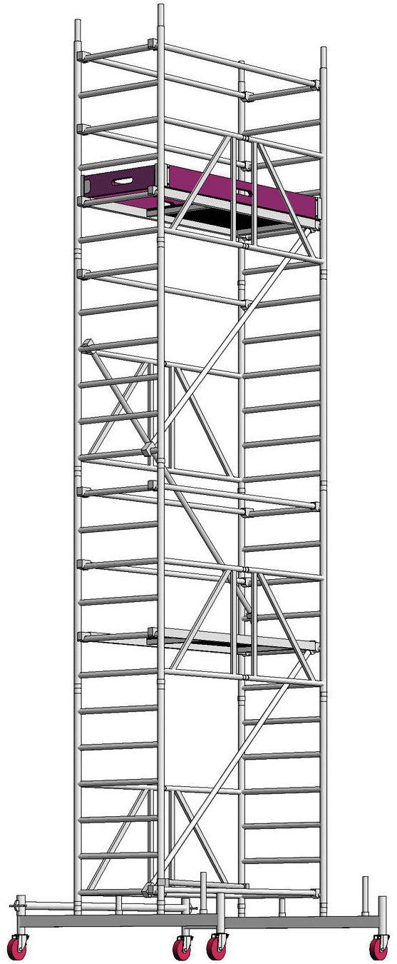 Torres de aluminio