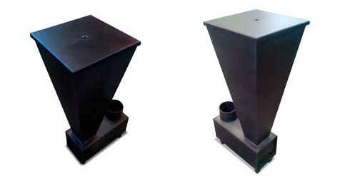 Estufas de hueso de aceituna en ciudad real a precios de for Estufas biomasa precios