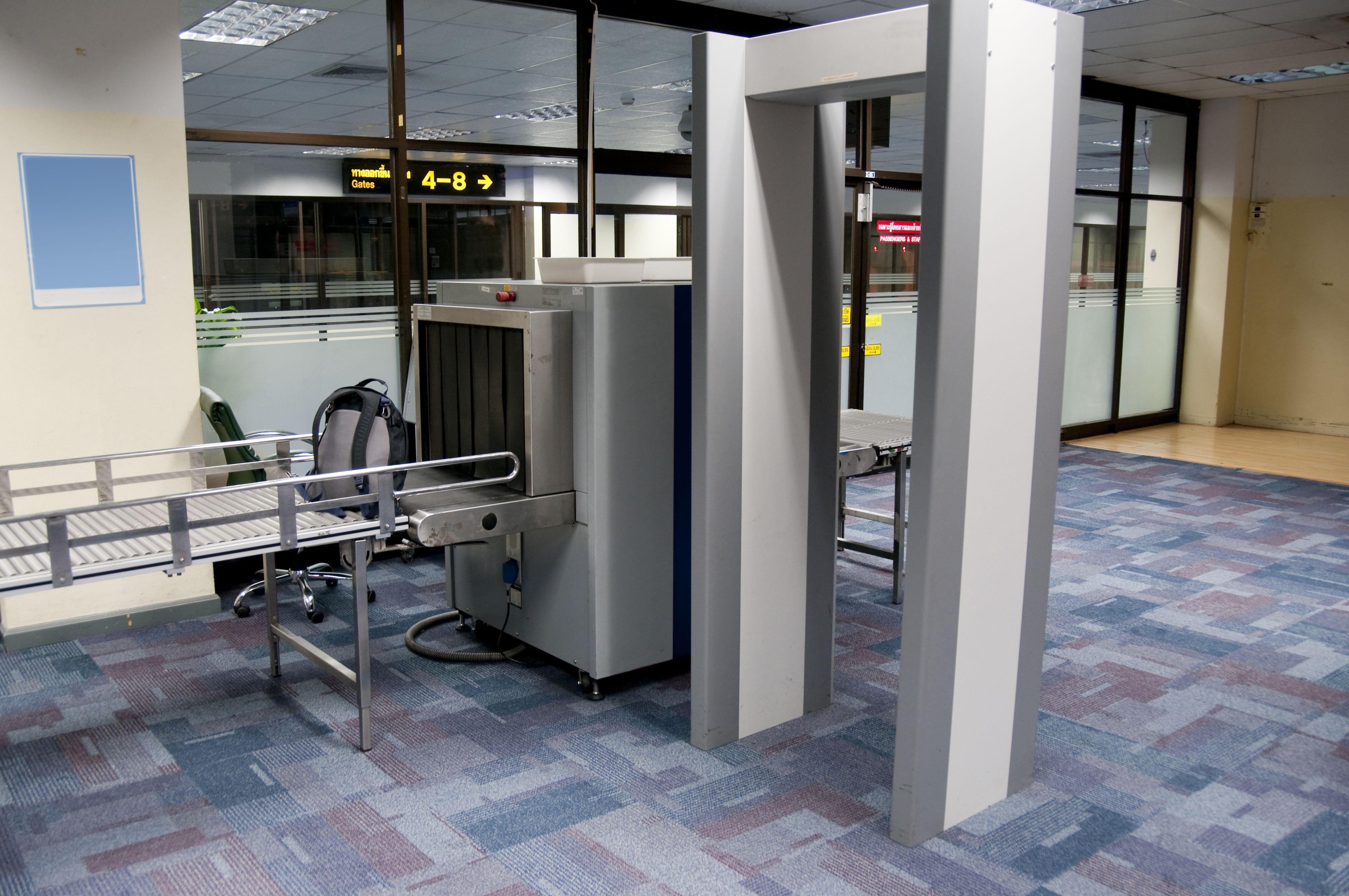 Sistemas de seguridad y control de accesos
