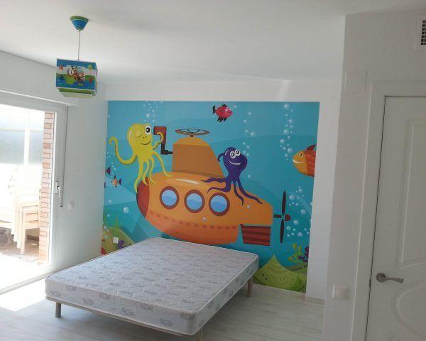 Pinturas decorativas en Tarragona