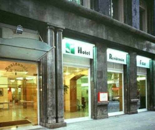 Residencia para mayores en el centro de Barcelona