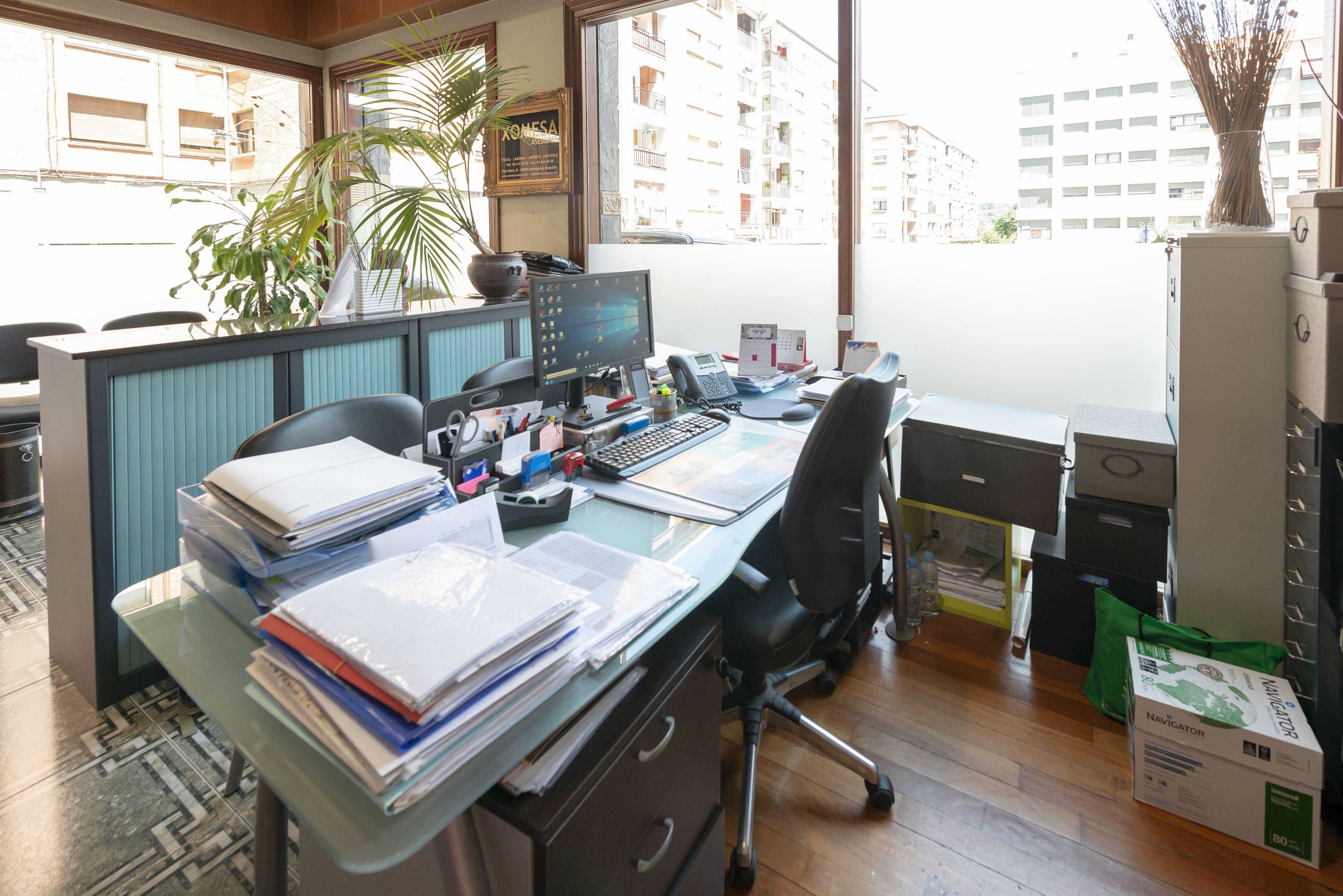 Oficina 2 XOMESA ASESORES, S.L.