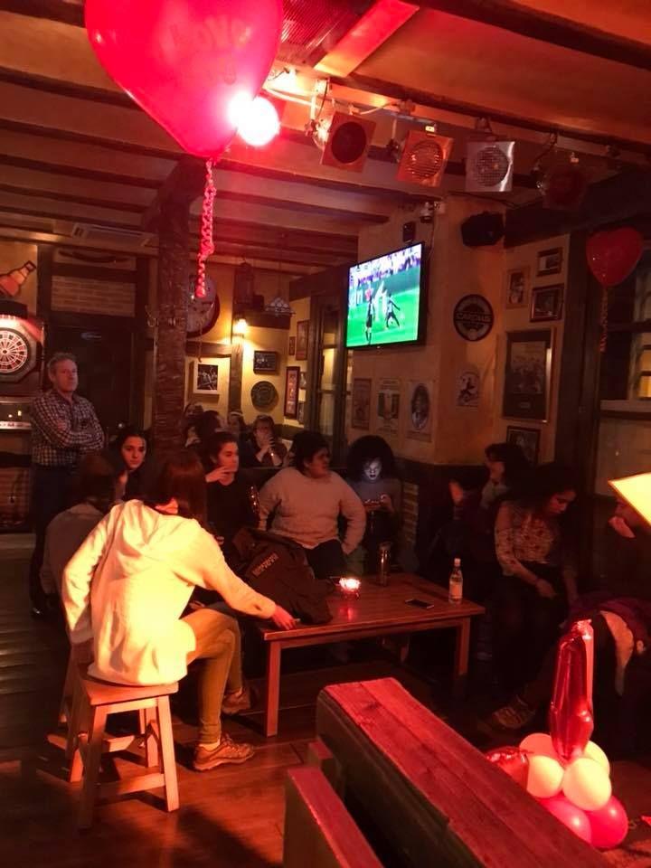 La mejor cervecería de Pamplona