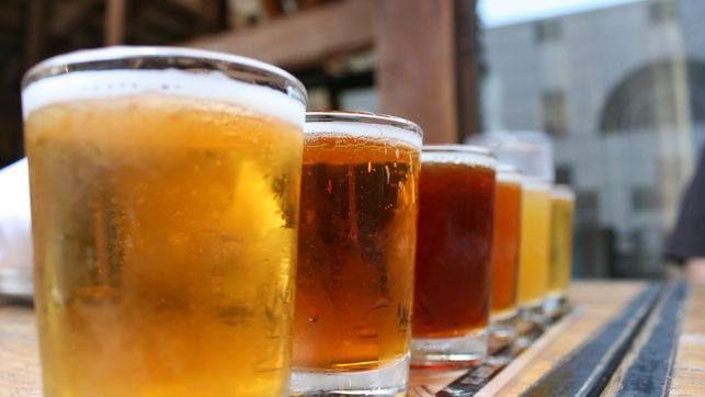 Cervecería en Pamplona