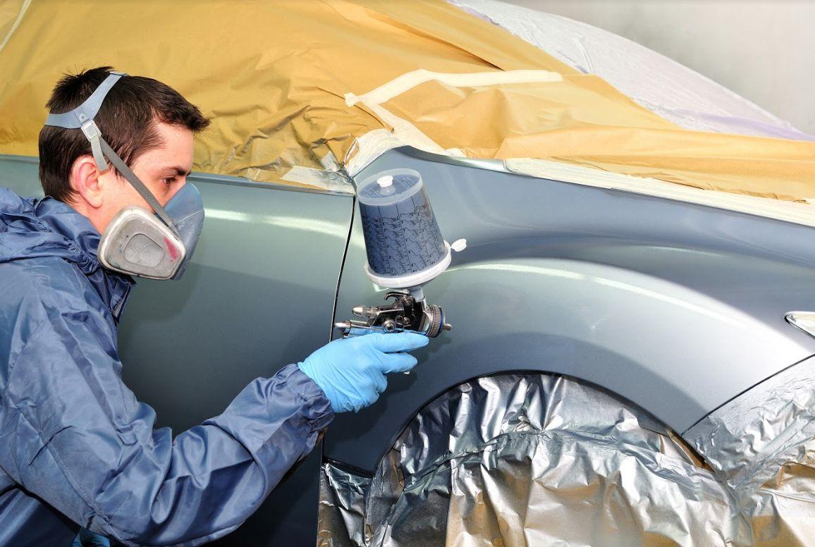 Reparación del automóvil, chapa y pintura Vélez Málaga