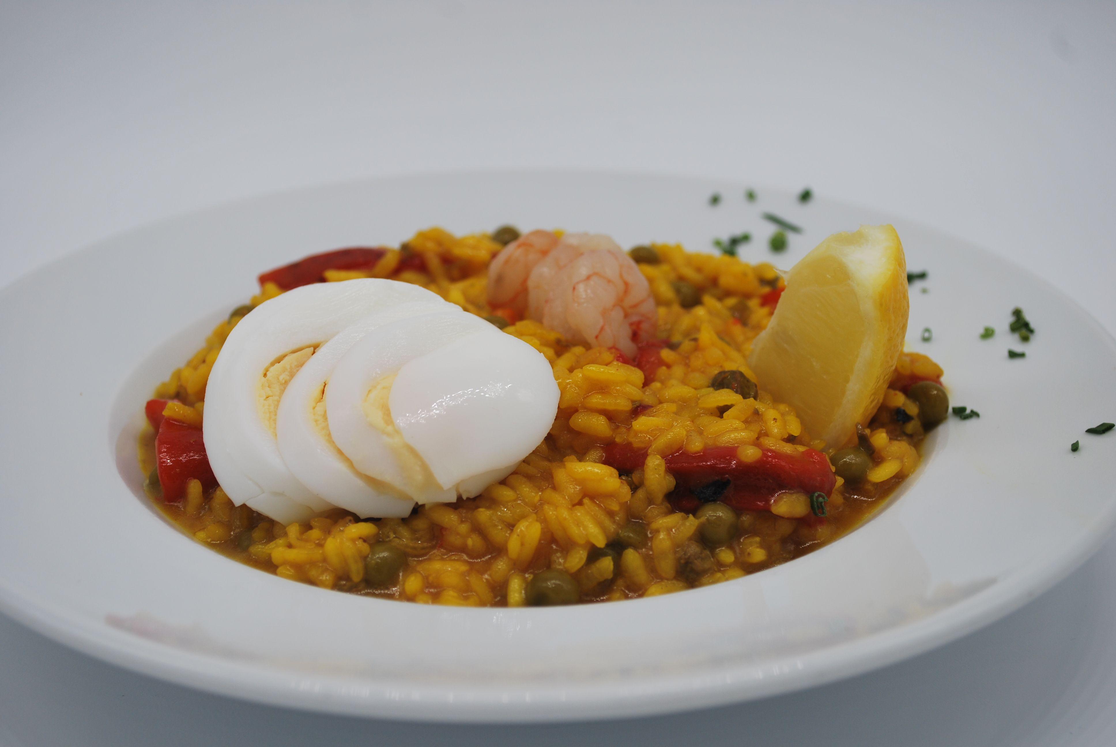 Restaurante menú diario Ávila