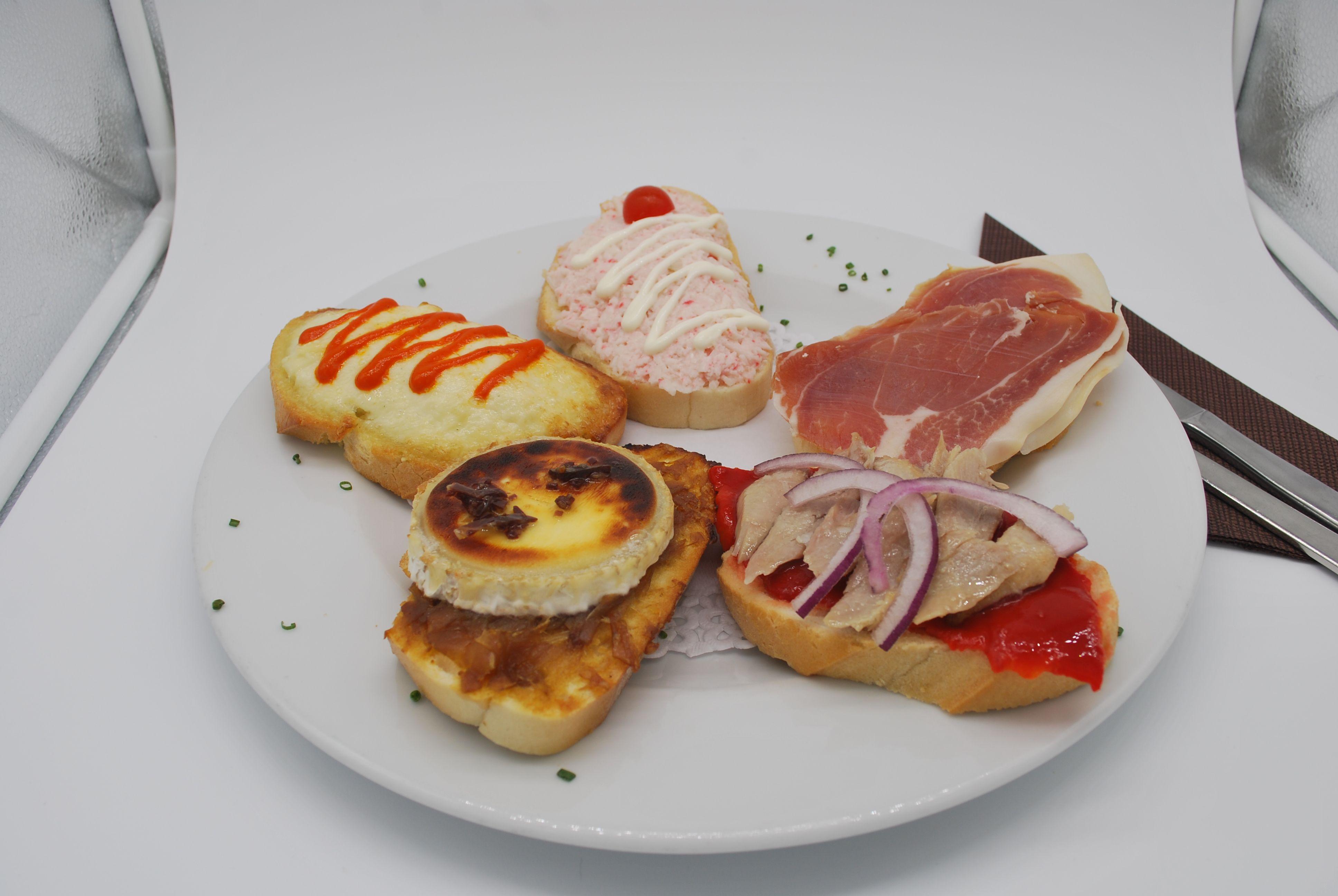 Restaurante para grupos Ávila