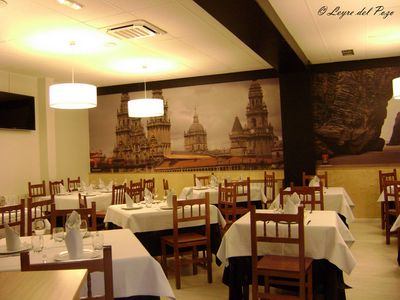 Restaurante gallego en Burgos