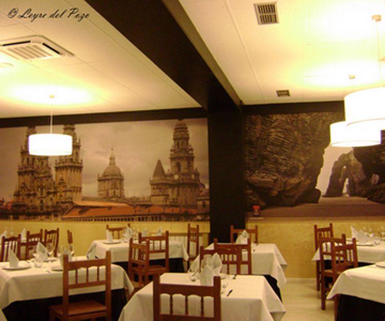 Cocina gallega en Burgos
