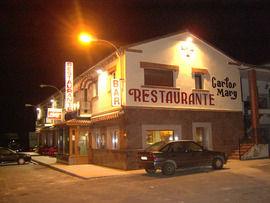 Foto 4 de Restaurantes en Estación de Medinaceli | Carlos Mary Restaurante