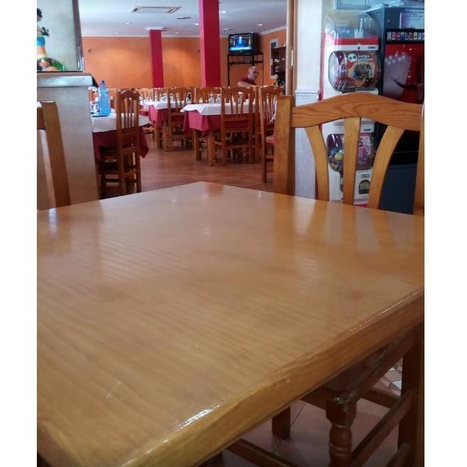 Menú 1: Carta y menús de Carlos Mary Restaurante