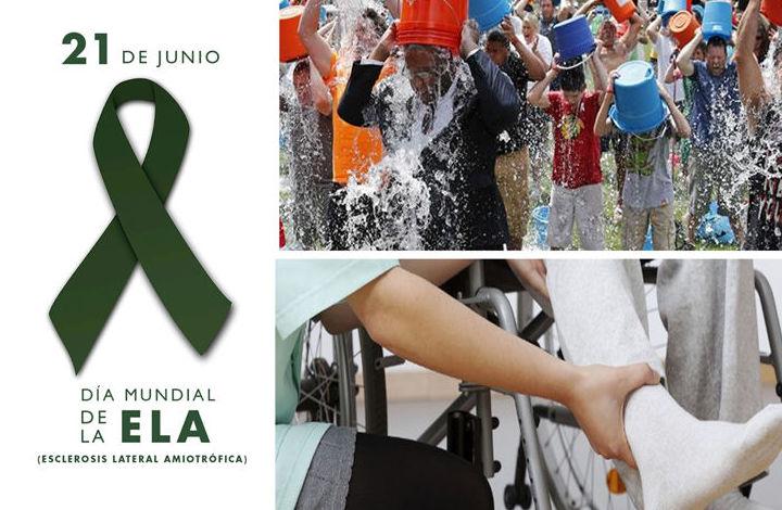 Día Mundial de la Esclerosis Lateral Amiotrófica - ELA -