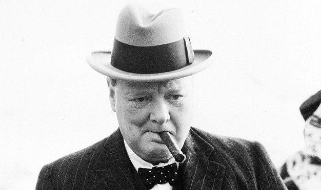 30 noviembre nace Winston Churchill