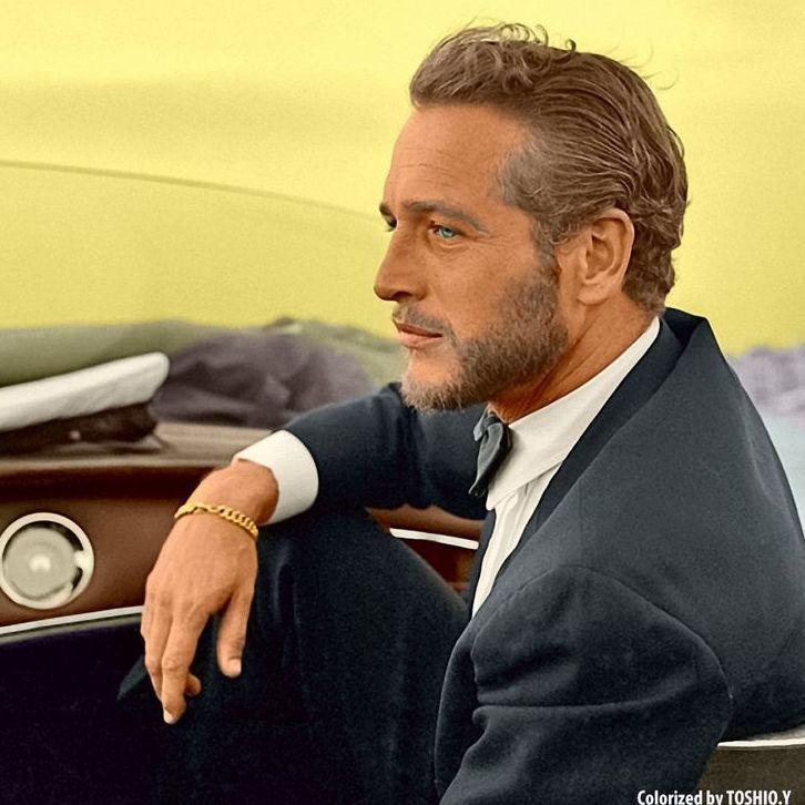 Un día como hoy fallece uno de los grandes de Hollywood. Paul Newman