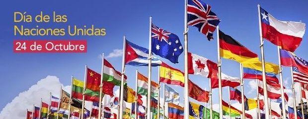 24 de octubre de 1945 nacen las Naciones Unidas