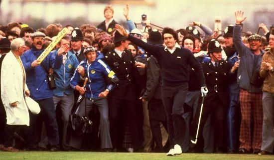 Severiano Ballesteros, el mejor jugador español de golf de la historia