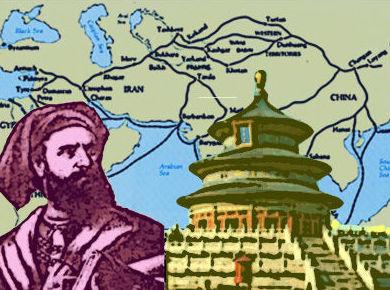 Un dia como hoy nacía el gran aventurero Marco Polo