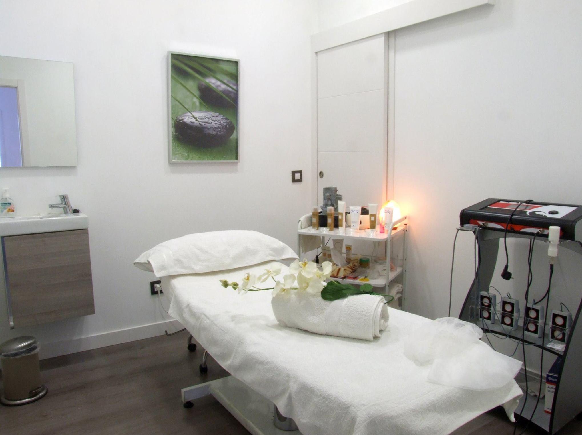 Sala de tratamiento estético